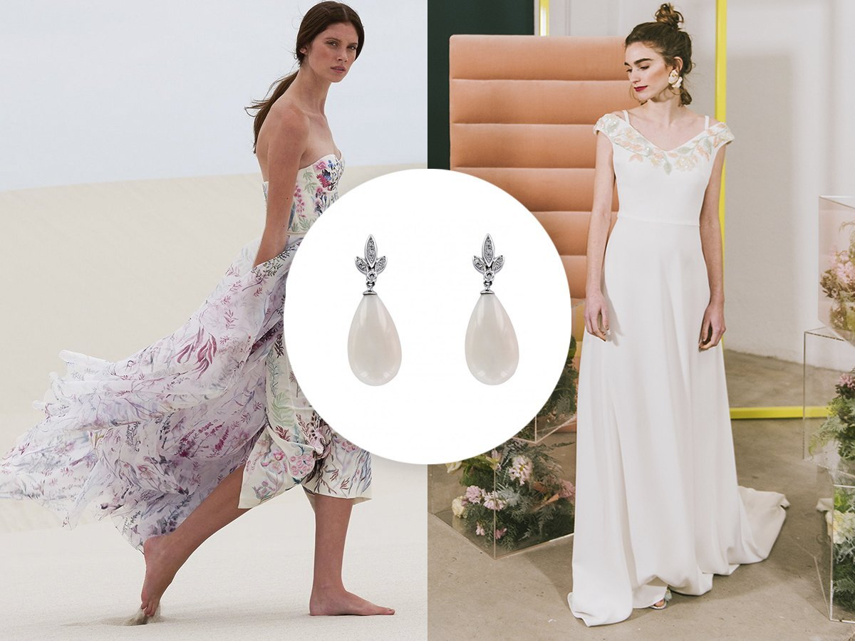 tendencias novias 2019: flores
